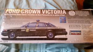 Mint Sealed Crown Vic Police Car $15