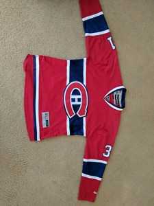 Montreal Canadians Price jersey size small