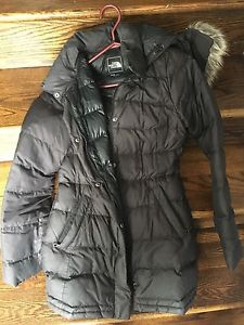 North Face winter jacket size small