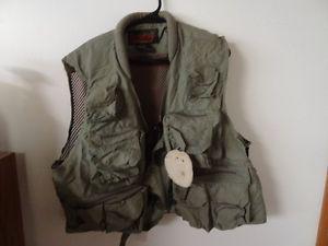 Older Bushline Fishing Vest