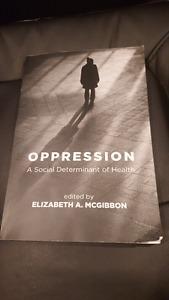 Oppression Nursing Textbook