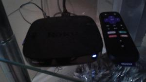 Roku ultra !! with remote the ultimate android tv box for