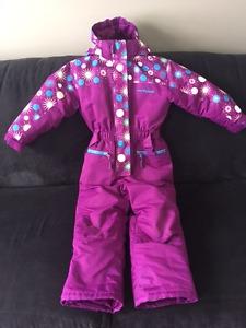 Size 5 Girls Skidoo Suit