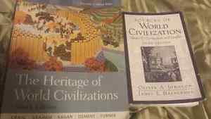 The heritage of world civilizations and Sources of World