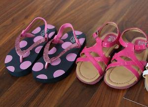 Toddler shoes & sandals size 8