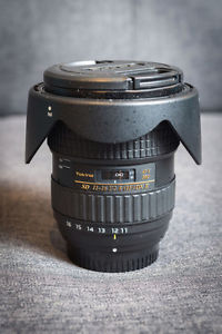 Tokina AT-X PRO mm f/2.8 Wide Angle Lens For Nikon
