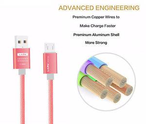 USB Lightning Cable for Apple Devices 3FT
