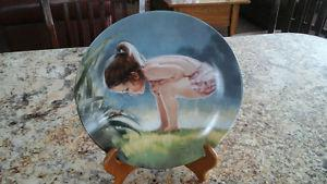 Vintage Limited Edition Collector Plate - Small Wonder