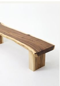 Wanted: Wanted - wood live edge bench