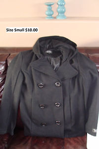 Wool Blend Jacket size small, like new!!!