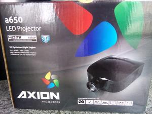 brand new LED PROJECTOR & SCREEN$ NOW$