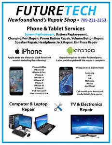 iPhone & iPad Screen Repair !