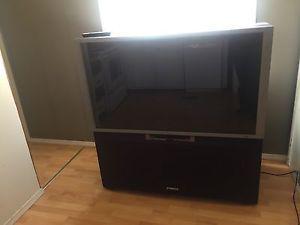 50 inch tv $50 OBO
