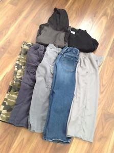 Boys clothing size 6/7
