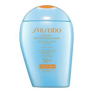 Brand New Sealed in Box SHISEIDO Ultra Sun Protection Lotion