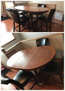 Dinning table set & stool