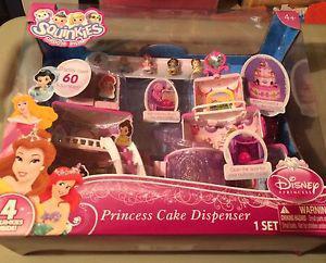 Disney Squinkies princess set.