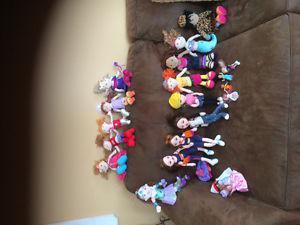 Groovy girls dolls