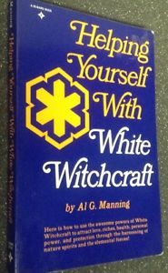 Helping yourself with white witchcraft book