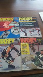 Hockey illustrated Magazines