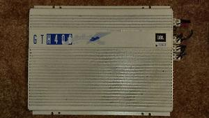 JBL GTH400 AMP