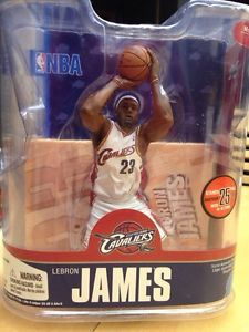Lebron James collectible