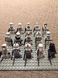 Lego Star Wars Clone's