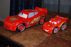 Lightning McQueen Toy Lot
