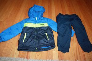Osh Kosh Spring Jacket and The Children's Place Splash Pants