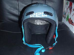 R.E.D. Ski/Snowboard Helmet