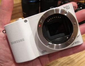Samsung NX & SMC Pentax-DA 21mm Lens + Converter