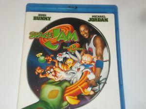 Space Jam Blu ray