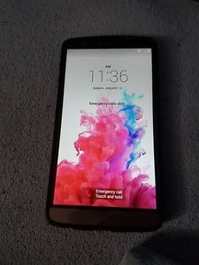Unlocked LG G3 -32GB- New condition
