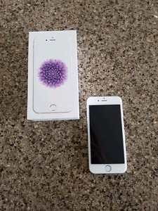 White IPhone 6 MTS