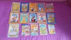 15 Arthur Books