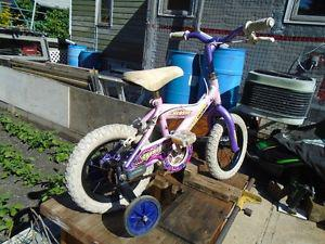 4 bikes, all different prices
