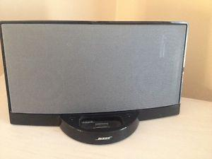 BOSE SOUNDDOCK FIRST SERIES