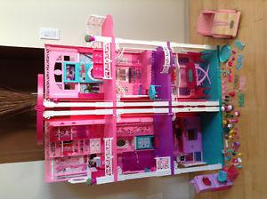 Barbie Dreamhouse with Accessories