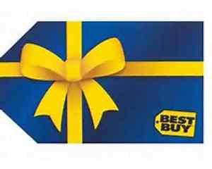 Best Buy Store Gift Card face value $ discounted to