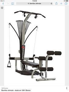 Bowflex Ultimate XTLU Home Gym