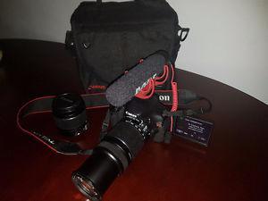 Canon T3i Camera Bundle