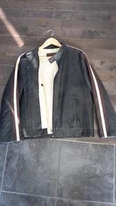 Danier leather jacket sz med