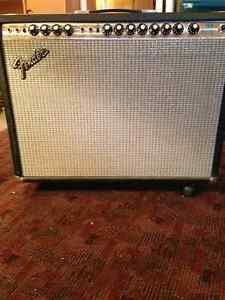 Fender twin reverb amp from the 's