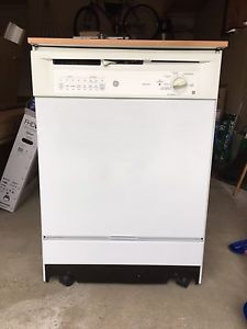 General Electric portable dishwasher for sale!