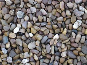 GeoSystems Aquarium substrate (gravel+large pebbles)