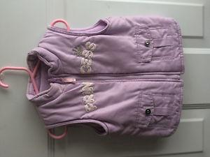 Girls Princess Vest