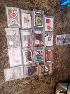 Hockey cards Patrick roy