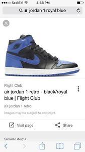 Jordan 1 royal
