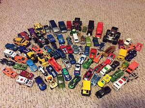 Lot of 80+ Dinky Cars