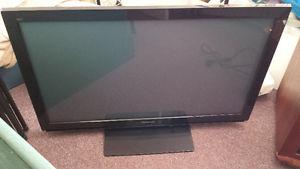 "Panasonic 42"" Flatscreen TV"